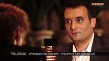 Natacha Polony interview Florian Philippot - Bilan de la présidentielle