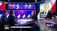 François Asselineau ému déchire les GOPE ( UPR Législatives 2017 )