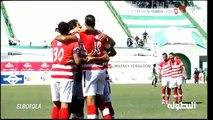 Hammam-Lif - Club Africain 0-1 goal