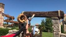 Ce week-end, les Vikings débarquent au parc Festyland