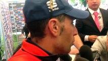 Giro d'Italia - Stage 20 - Nibali Interview
