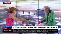 Claudie Revel dans Vent Positif sur CNEWS