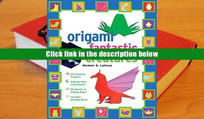 Japanese Paper Toys Kit: Origami Paper Toys that Walk, Jump, Spin ...   240x411