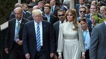 Les caprices de Melania Trump