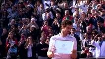 Andy Murray - Teddy Riner : la rencontre