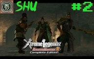 Dynasty warriors 8 XLCE - Shu Part 2 - Battle of Hu Lao Gate