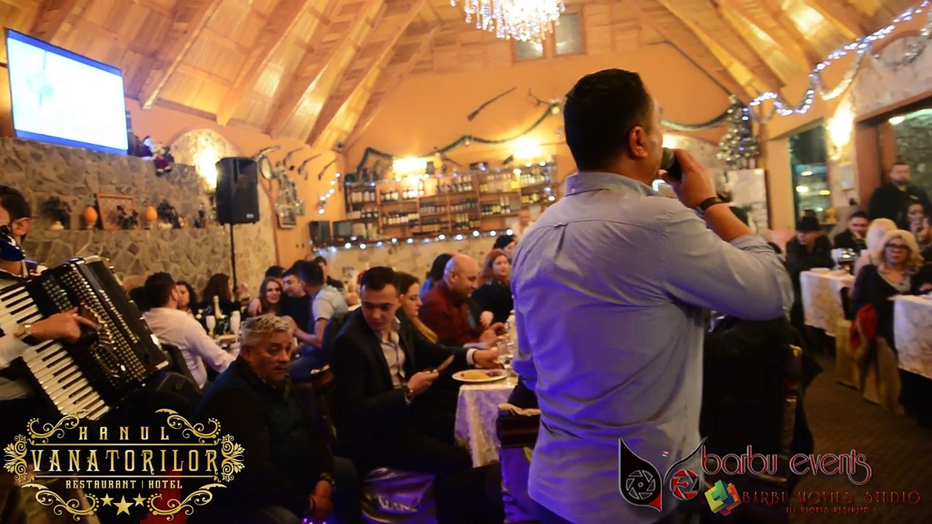 GICUTZA  EXTRATERESTRII - Mi-e teama iubire Revelionul Lautarilor 2016 @ Hanul Vanatorilor