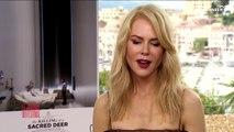 """Nicole Kidman """"Mon coeur est avec les plus petits films car mon esprit est indépendant"""" - Festival de Cannes 2017"""