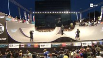 [REPLAY] SFR Sport BMX Freestyle spine ramp pro final - FR
