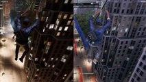 Comparaison démo chiens graphique vente au détail contre regarder 2 PS4 jeu e3