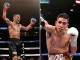 Santa Cruz ON Lomachenko: I'LL CATCH HIM BREAK HIM DOWN! HE CAN MOVE TO 130lbs WE'LL SEE HIM THERE!