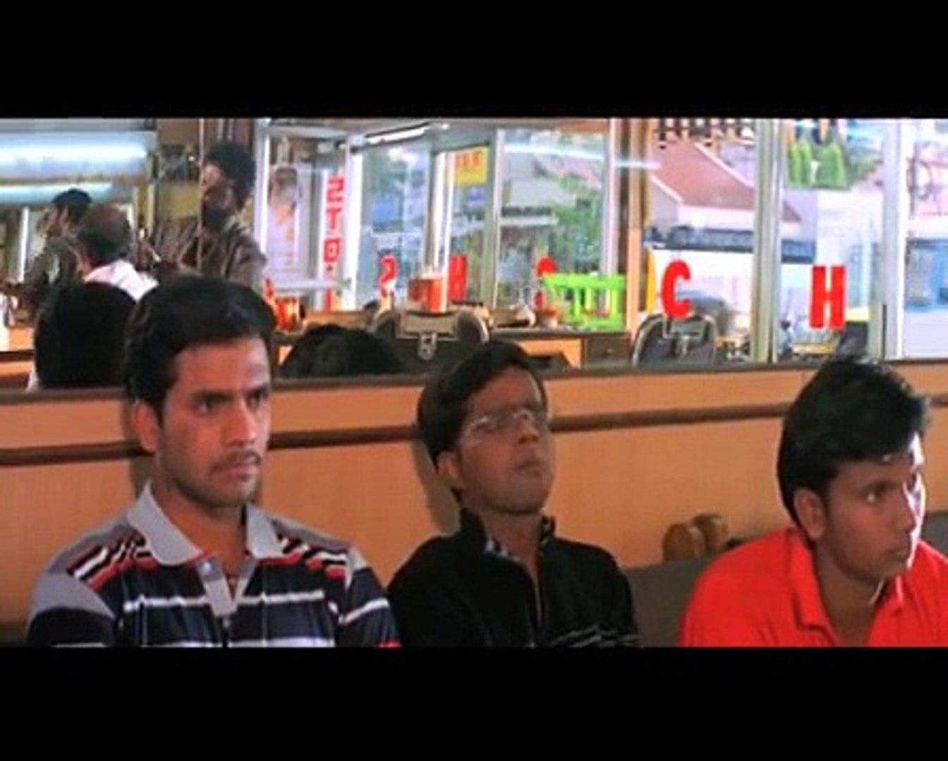 HAFTA VASOOL - Hindi Film - Full Movie - Murli - Ramya - Govind Namdev part 3/3