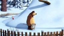 Masha y el Oso - Rastreadora de Animales Desconocidos (Batalla con bo