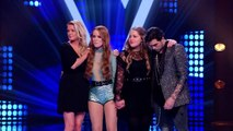 Wie wint The voice of Holland 2017 (The voice of Holland 2017 _ The Final