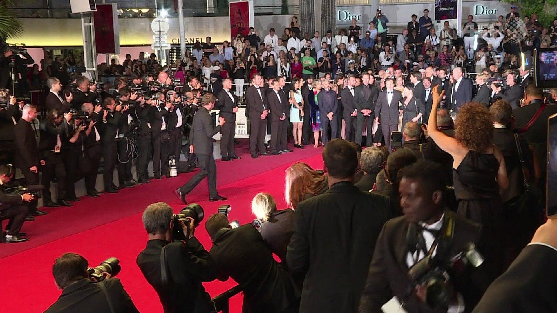 Phoenix e Polanski dão toque final ao Festival de Cannes
