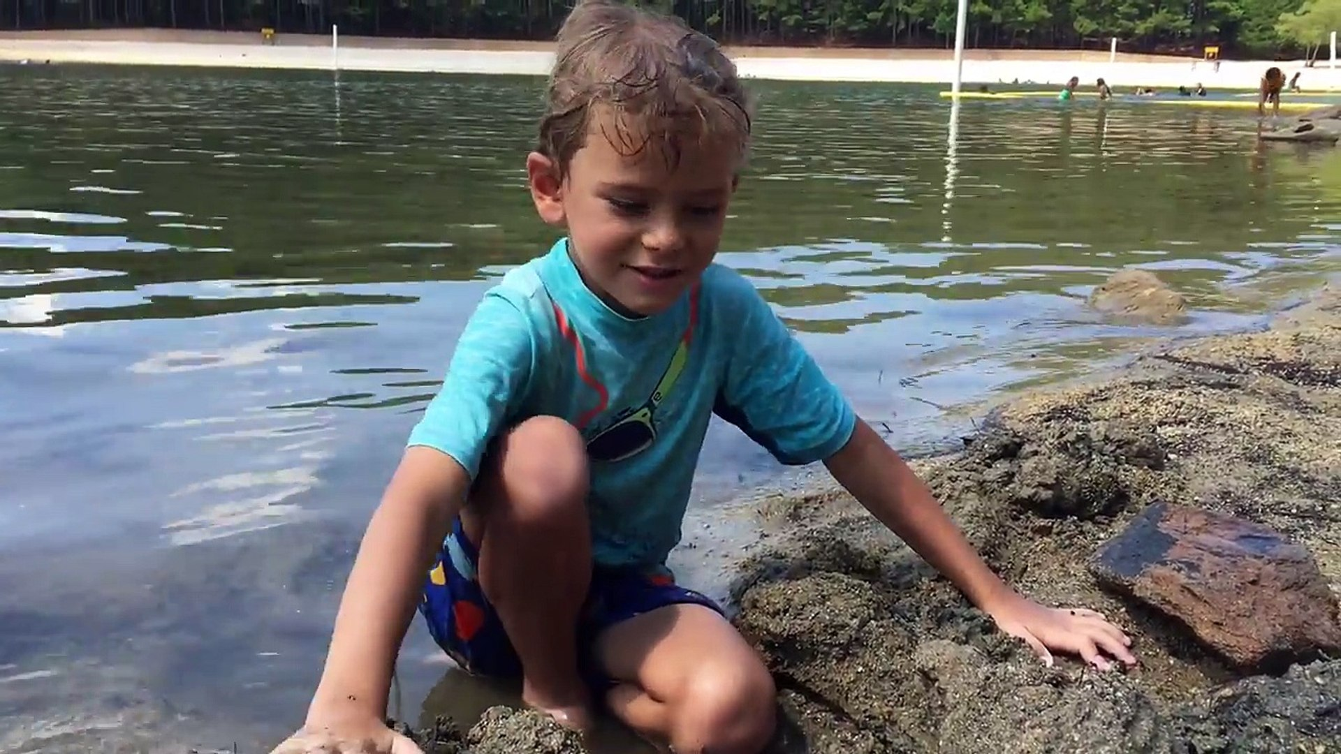 Fish Trap - Fun Summer Outdoor Activity For Kids