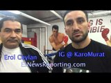 Karo Murat fights for IBF title on HBO Latino - EsNews Boxing