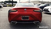 How Could a Lexus Sound Like This LC500 Engine Sound Start Up and Revving Exhaust