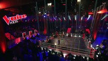 Andrea Bocelli, Celine Dion - The Prayer (Matteo, Claudia, Matteo Markus) _ Battles _ The Voice Ki