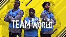 FIFA 17 - Chelsea Football Club Juegos de Habilidad Desafío - Ft. Hazard, Kante, Courtois