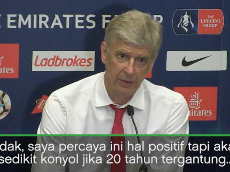 SOSIAL FA Cup Konyol Bila Nasib Arsenal Ditentukan Oleh Hasil FA Cup Wenger