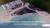 Atafona - Foz do Rio Paraíba do Sul - São João da Barra - Rio de Janeiro - Brasil