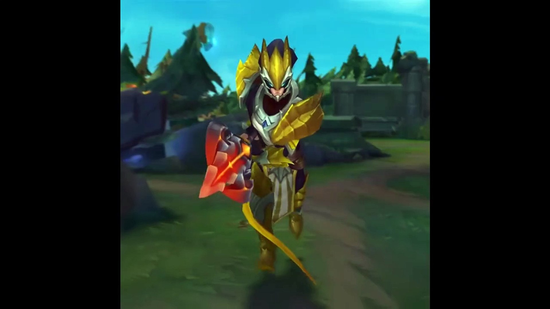 Dragonslayer Xin Zao and Dragon Sorceress Zyra Skin Preview _ Teaser - League