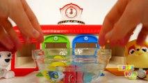 Les meilleures autobus enfants les couleurs pour apprentissage petit patrouille patte vidéo tayo garage
