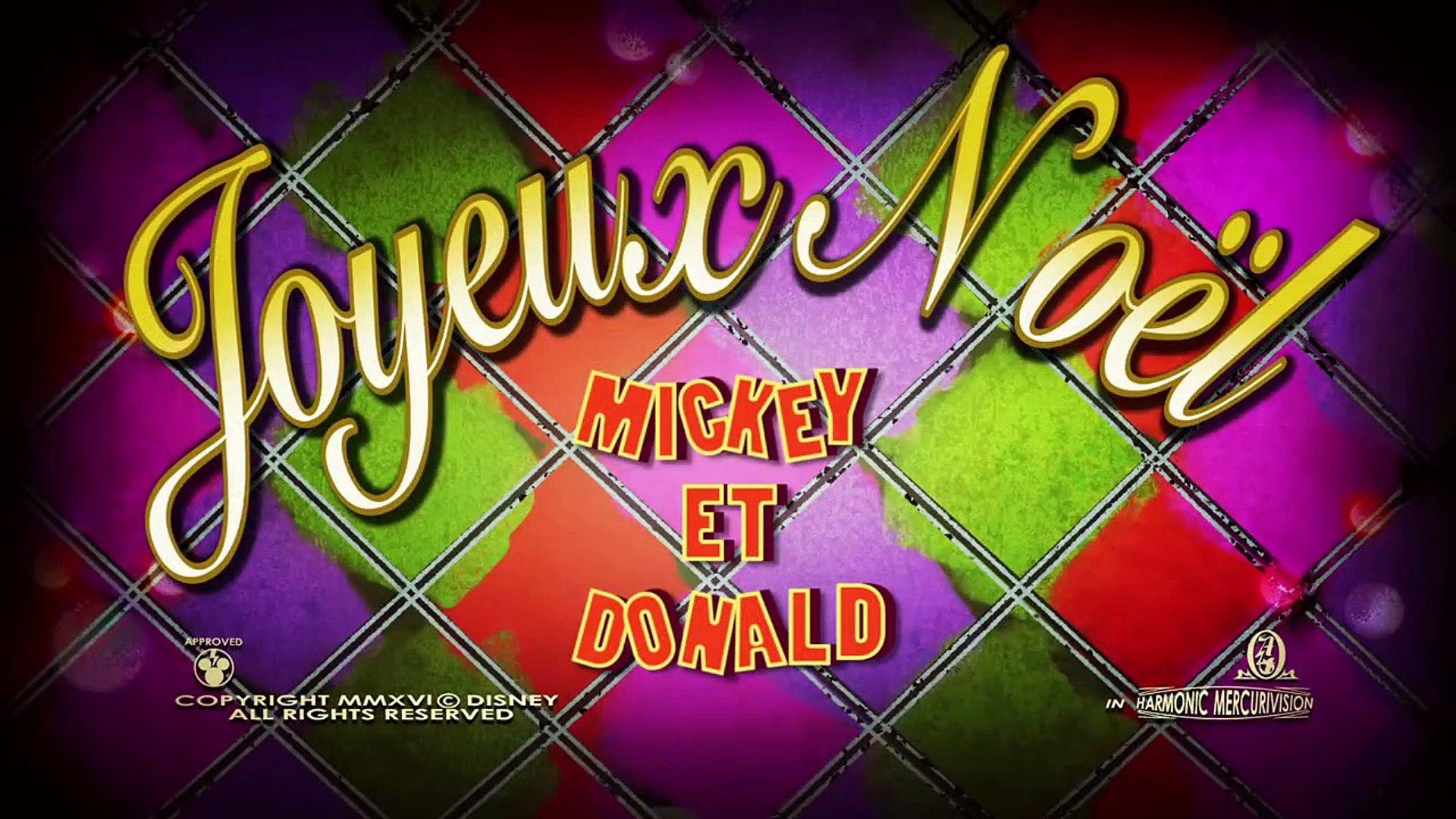 Mickey Mouse  - Joyeux Noël Mickey et Donald - Premières minutes-KHT