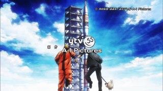Anime Uchu Kyodai 74「Magical trick」