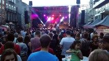 Disiz en concert au Festival Libertad à Verviers