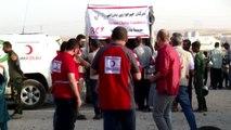 Türk Kızılayı, Irak'taki 6 Bin Sığınmacıya Iftar ve Sahur Yemeği Dağıttı