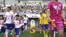 Sendai 2:1 Niigata (Japanese J League. 27 May 2017)