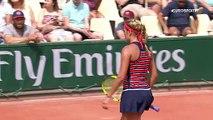 Roland Garros: Monica Puig - Roberta Vinci (Özet)