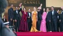 Cannes : les plus belles montées des marches du 70e festival en 2 minutes chrono