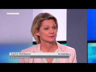 Dominique de Villepin dans Internationales - Emission du 28 mai 2017