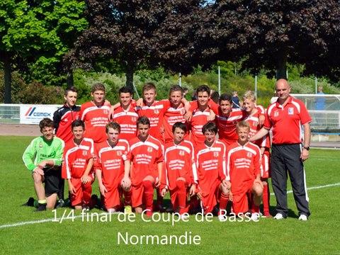 CSC vs USG 1/4 de Final de la Coupe de Basse-Normandie