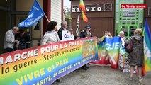 Carhaix. Mobilisés contre les exercices militaires de l'Otan