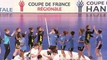 Hand | Résumé finale régionale Auneau - Colombes (CDF féminine 27/05/17)