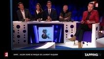 ONPC : Julien Doré se moque de Laurent Ruquier (vidéo)
