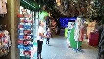 VLOG - Aventure et Repas dans la Jungle Tropicale du Rainforest Café -)