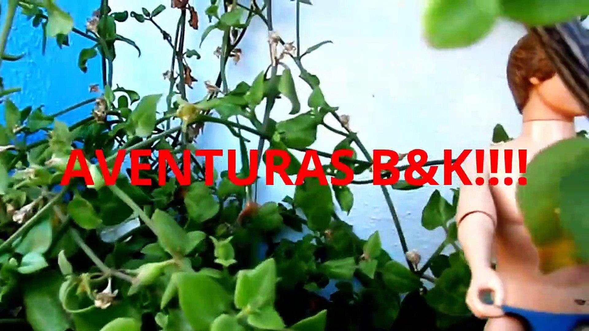 Presentación nueva SERIE ¡¡¡LAS AsdgdVENTURAS B&K!!!  B&K Episodes!!!-N