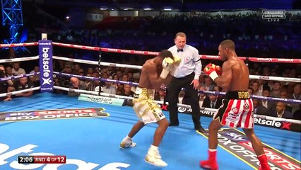 Errol Spence Jr vs Kell Brook Full Fight Replay