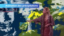 Prévisions météo pour la journée du lundi 29 mai