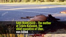 Mother of Uber Chief Executive Killed in Boating Accident -
