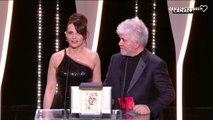 """Juliette Binoche """"Le cinéma est fait de lumière"""" - Remise de la Palme d'Or"""