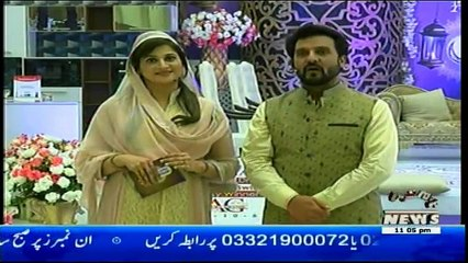 Saadat-e-Ramzan on Waqt News - 28th May 2017