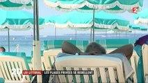 Loi littoral : les plages privées se rebellent