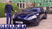 Aston Martin DB11 Review - Hear it in full sports mode!
