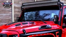 (2017-2018) Jeep Wrangler Unlimited Sport 4x4 Red Armor Edition - TUNED